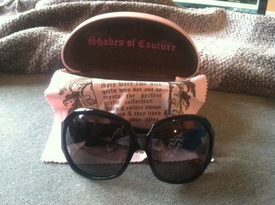 "Juicy Couture Black Juicy Couture ""Poolside"" Glasses"