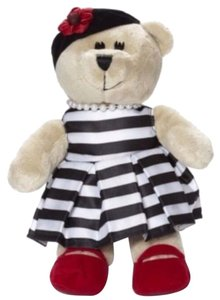 Alice + Olivia Alice + Olivia Starbucks Bear Striped Dress Bearista