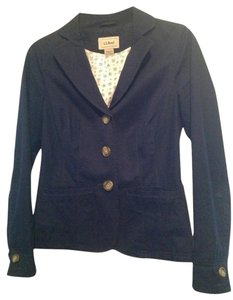L.L.Bean Navy Blue Blazer