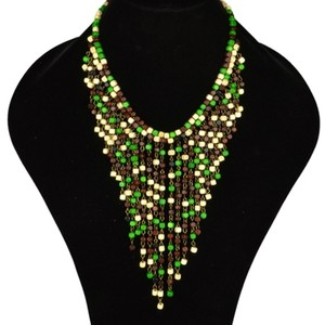Unknown AFRO ORULA NECKLACE