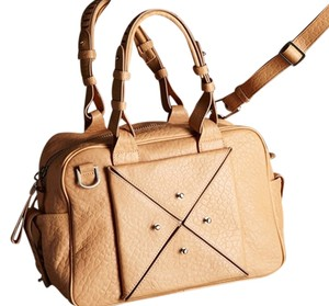 Allibelle Satchel in beige