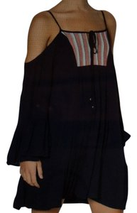 Double Zero short dress Navy on Tradesy