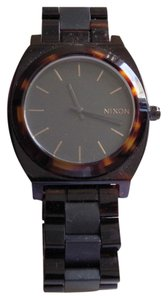 Nixon Women's Nixon Watch dark tortoise