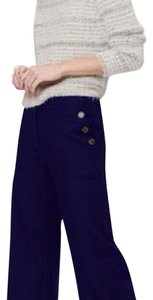 Ann Taylor LOFT Straight Pants Navy