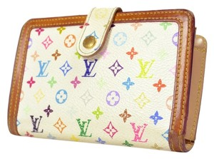 Louis Vuitton (Authentic) LOUIS VUITTON Monogram Multicolor Vuienowa