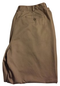 L.L.Bean Khaki/Chino Pants Dark Cement