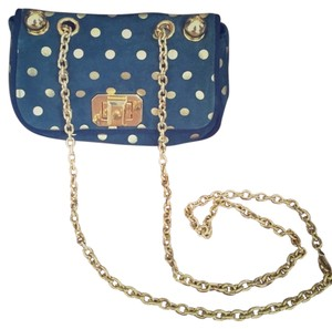 Juicy Couture Suede Cross Body Bag