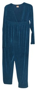 Citiknits Citiknits Travelers Style Slinky Top & Pants Set Size Large