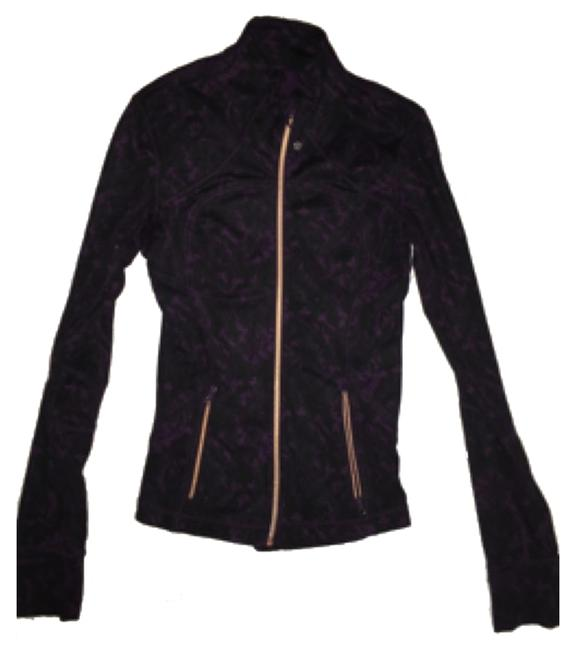 Item - Purple & Rose Gold Forme Activewear Outerwear Size 2 (XS, 26)
