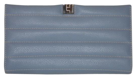 Preload https://img-static.tradesy.com/item/8921677/lambertson-truex-quilted-blue-leather-clutch-0-1-540-540.jpg