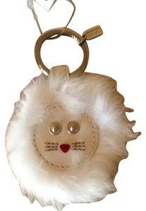 Coach Coach Awesome So Cute Key Chain!