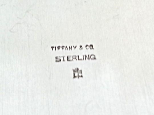 Tiffany & Co. Tiffany & Co Vintage Sterling Silver Jewelry Box
