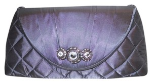 Kate Landry purple/lavender Clutch