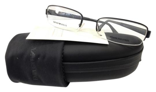 Preload https://img-static.tradesy.com/item/8924296/emporio-armani-003-black-new-ea9675-color-semi-rim-metal-eyeglasses-made-in-italy-0-2-540-540.jpg