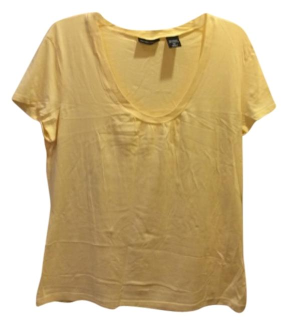 Preload https://img-static.tradesy.com/item/8924338/new-york-and-company-yellow-tee-shirt-size-16-xl-plus-0x-0-1-650-650.jpg