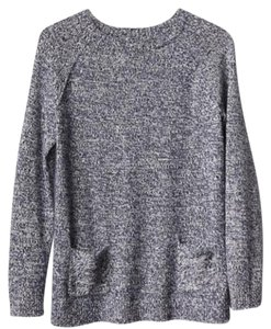 Gap Maternity Marled Pocket Pullover Sweater