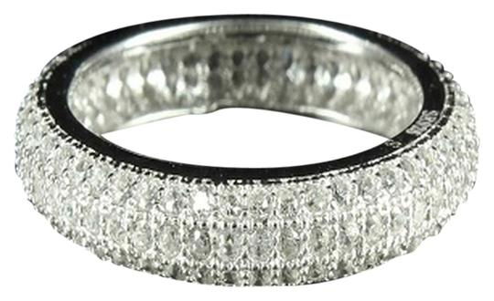 Preload https://img-static.tradesy.com/item/8926720/white-ladies-sterling-silver-lab-diamond-eternity-band-925-wedding-promise-gift-ring-0-1-540-540.jpg