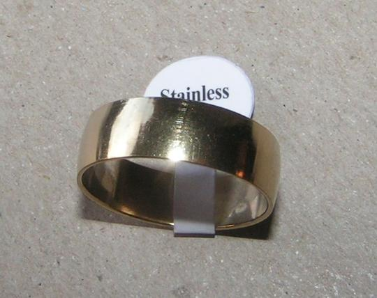 Gold Super Sale Buy One Get One Free Any Listing Free Shipping Men's Wedding Band