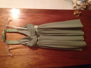 Maggy London Sage Green Dress
