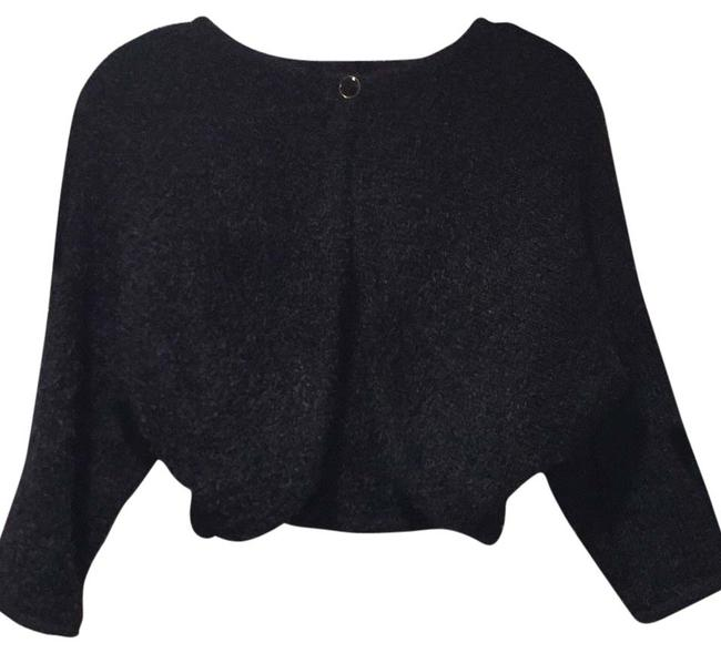 Preload https://img-static.tradesy.com/item/8927176/tulle-blac-sweater-0-1-650-650.jpg