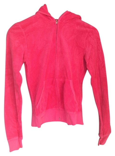 Preload https://img-static.tradesy.com/item/8927509/juicy-couture-pink-sweatshirthoodie-size-4-s-0-1-650-650.jpg