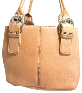 Tignanello Tote in Light Tan