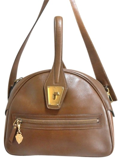 c7c1e8091bb0 Gucci Brown Vintage Leather Bag | Stanford Center for Opportunity ...