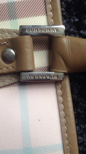 Burberry Tote in Candy Pink Nova Check