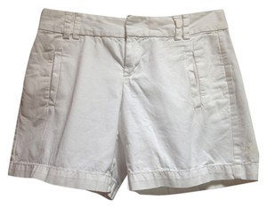 Ann Taylor LOFT Summer Shorts White