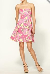 Lilly Pulitzer short dress Hotty Pink Day Lilly on Tradesy