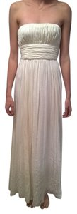 BCBGMAXAZRIA Satin Ball Gown Silk Dress