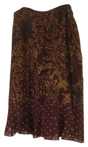 Jones New York Skirt Multi