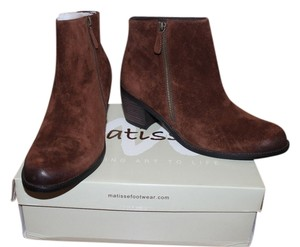 Matisse Saddle/Brown Boots