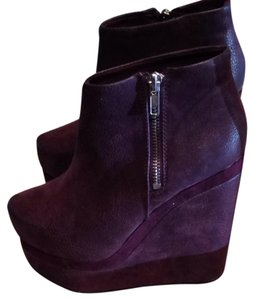 Divided by H&M Deep Purple Boots