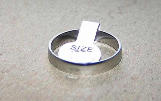 Silver Bogo Free Any 2 Listings Free Shipping On Men's Wedding Band