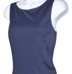 Ralph Lauren Stunning Bateau Neckline Is Silk Purple Label New Dress