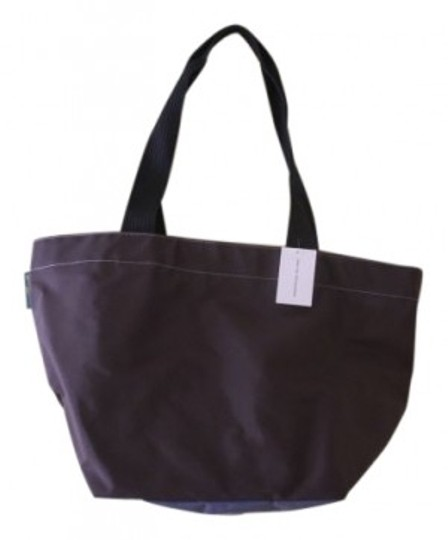 Preload https://item3.tradesy.com/images/herve-chapelier-long-handle-with-square-base-mochablue-nylon-tote-8942-0-0.jpg?width=440&height=440