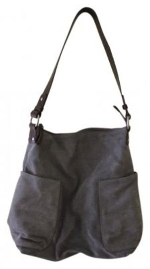 Preload https://item5.tradesy.com/images/garnet-hill-with-strap-gray-suedeleather-shoulder-bag-8944-0-0.jpg?width=440&height=440