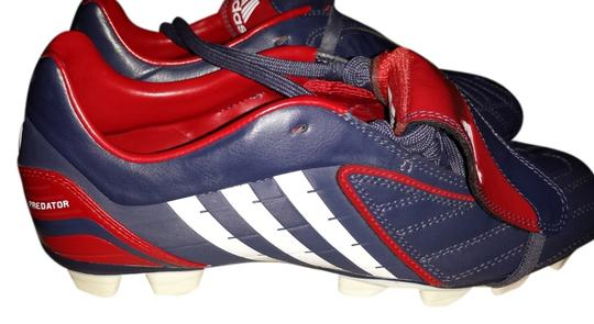adidas Predator Soccer Cleats Nike Cleats Navy Athletic
