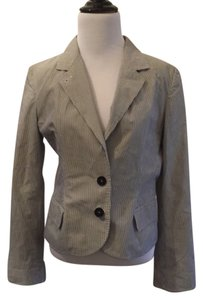 Burberry Stripped Blazer