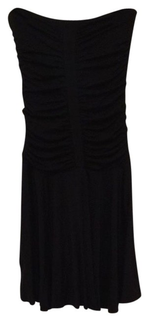 Preload https://img-static.tradesy.com/item/895061/express-black-strapless-short-casual-dress-size-12-l-0-0-650-650.jpg