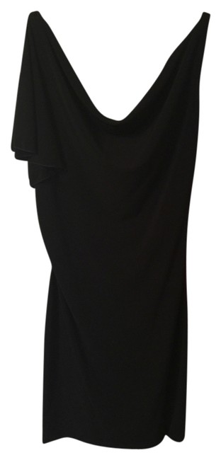 Preload https://img-static.tradesy.com/item/8950672/frederick-s-of-hollywood-black-above-knee-cocktail-dress-size-2-xs-0-1-650-650.jpg