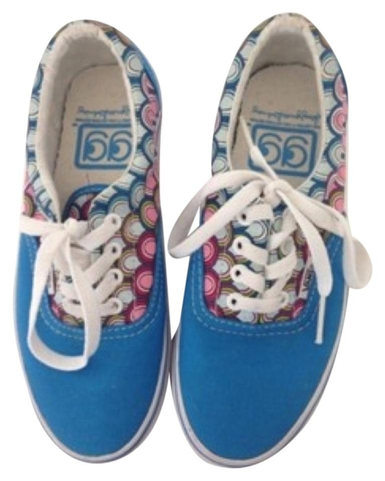 Vans Multicolor Low Top Lace Up Sneakers Size US 5 Regular (M 7dcffff7b