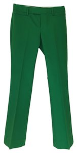 Gap Size 00 Trouser Work Casual Boot Cut Pants Green