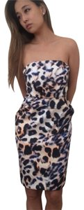 Cameo Collective Play With Fire Strapless Dress Dress