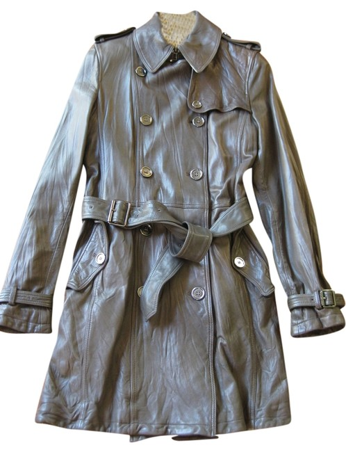 Burberry Slim Fit Stylish Trench Coat
