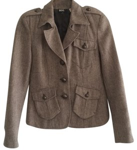 BDG Brown tweed Blazer