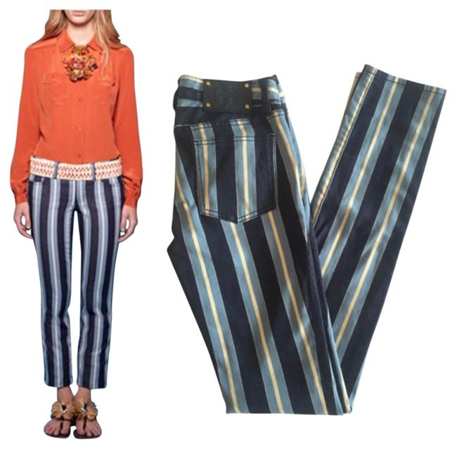 Preload https://img-static.tradesy.com/item/8952700/tory-burch-blue-super-striped-skinny-jeans-size-24-0-xs-0-2-650-650.jpg