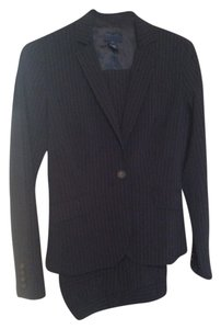 J.Crew Navy blue suit