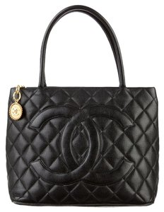 medallion handbags quilted caviar leather closet chanel s bag yoogi tote pink